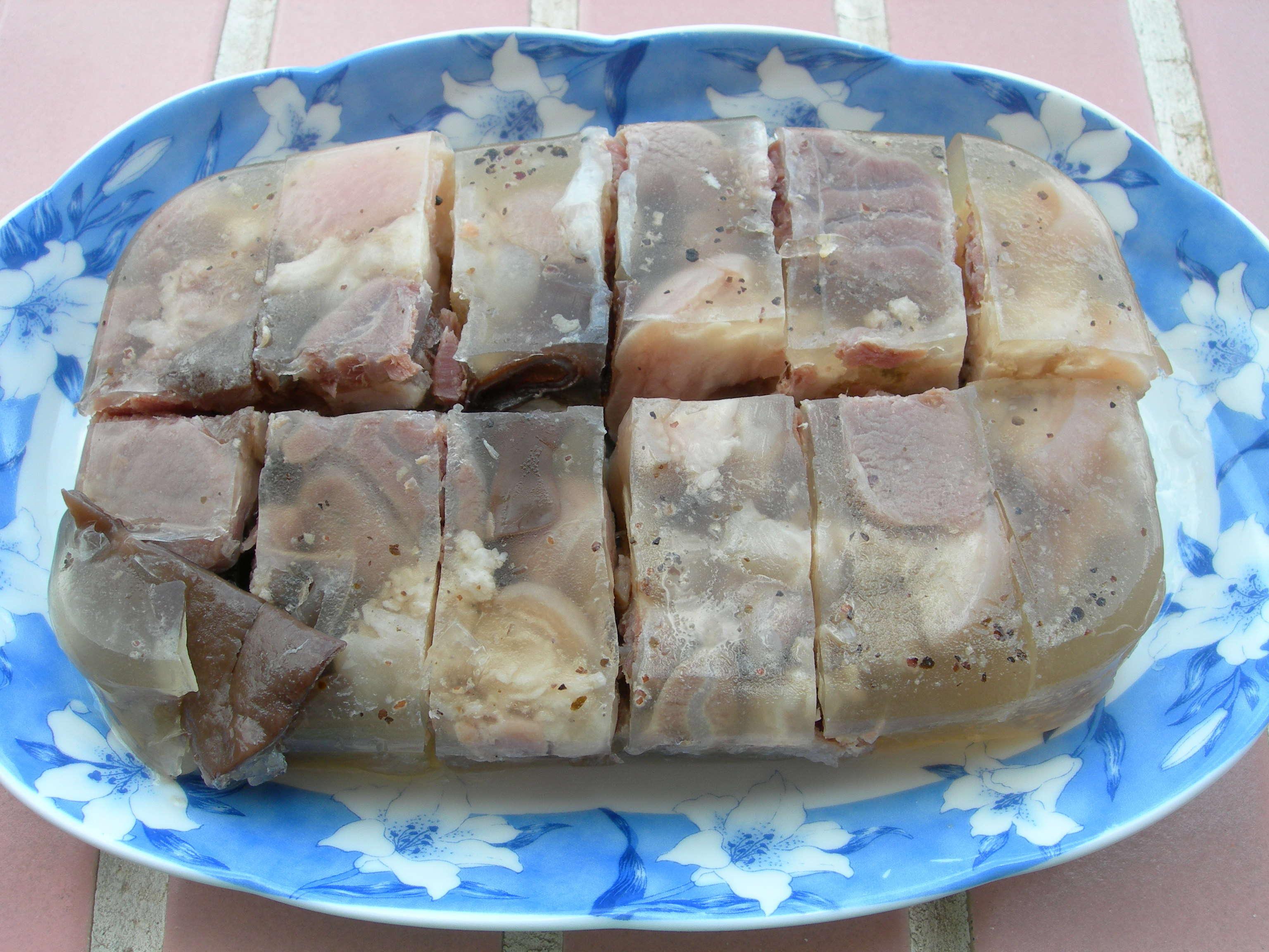 Thịt đông Hà Nội